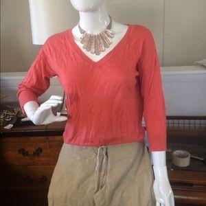 Tommy Bahamas Women linen pants size 2